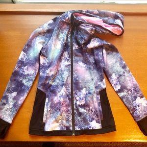IVIVVA galaxy hooded jacket